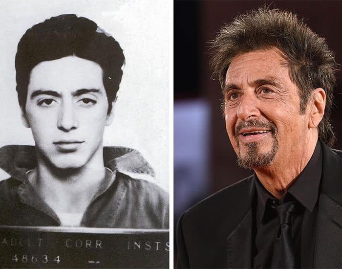 Al Pacino Before And After