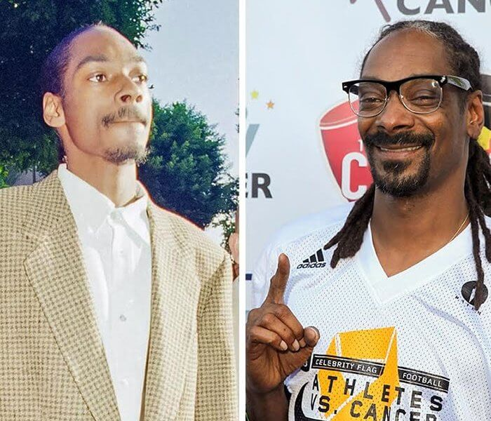 Snoop Dogg Before And After