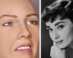 Sophia Audrey Hepburn