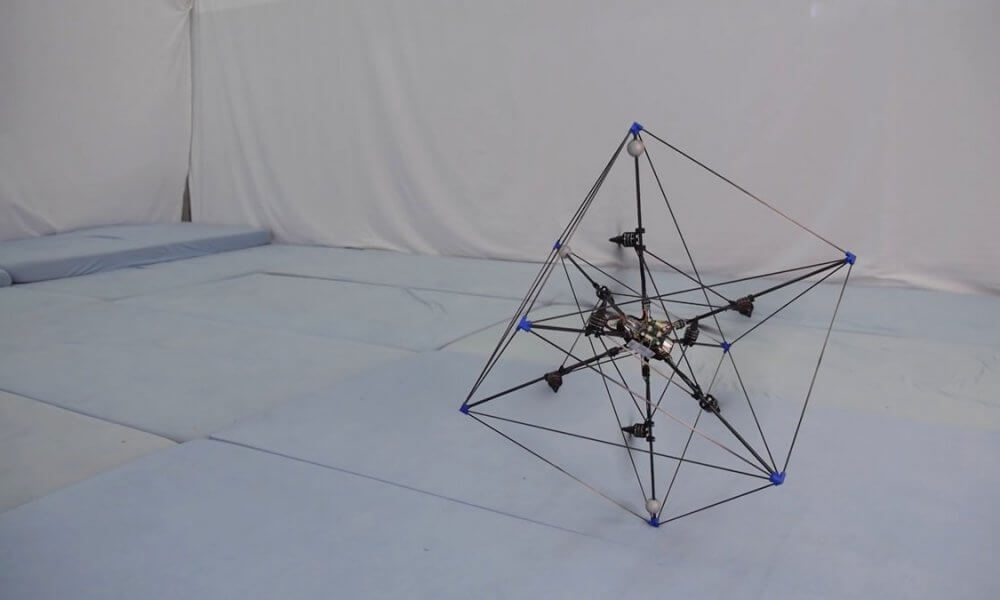 The Omnicopter Drone