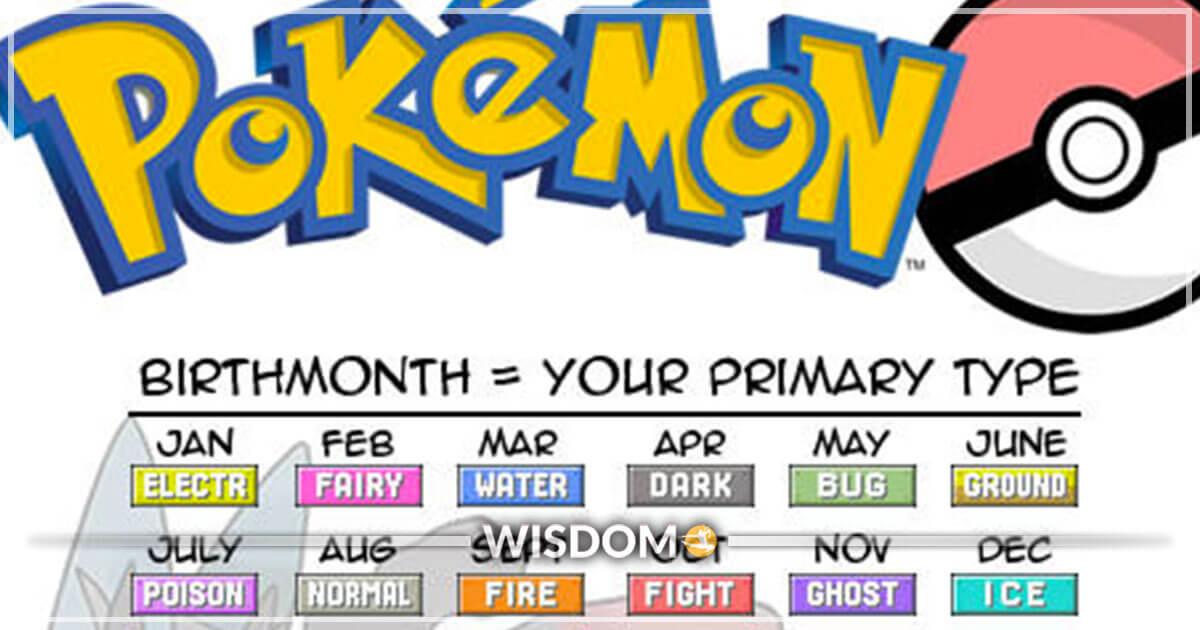 The Pokemon Horoscope