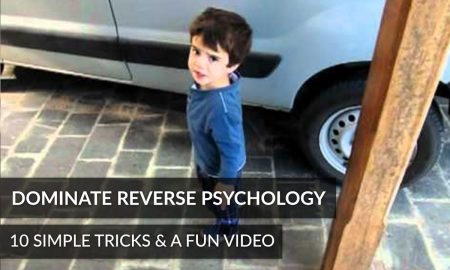 10 Tricks For Reverse Psychology