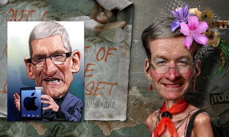 30 Tim Cook Artworks