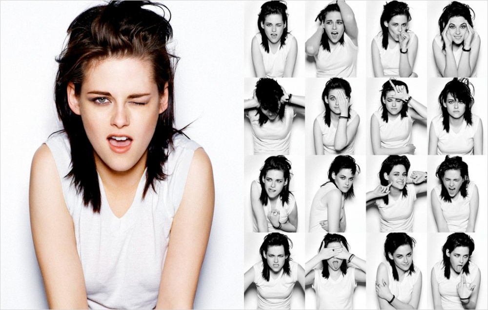 Kristen Stewart Photo Booth