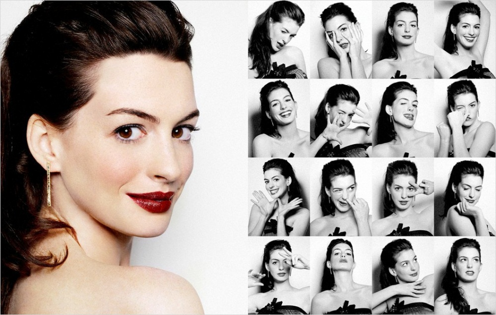 Anne Hathaway Photo Booth
