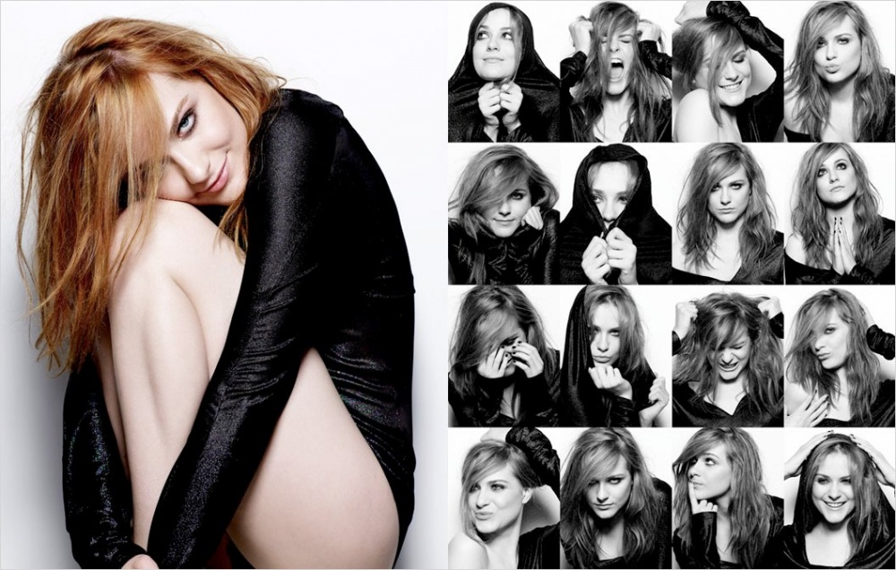 Evan Rachel Wood Photo Booth