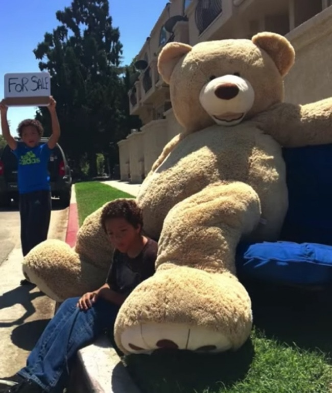 Giant Teddy Bear For Sale