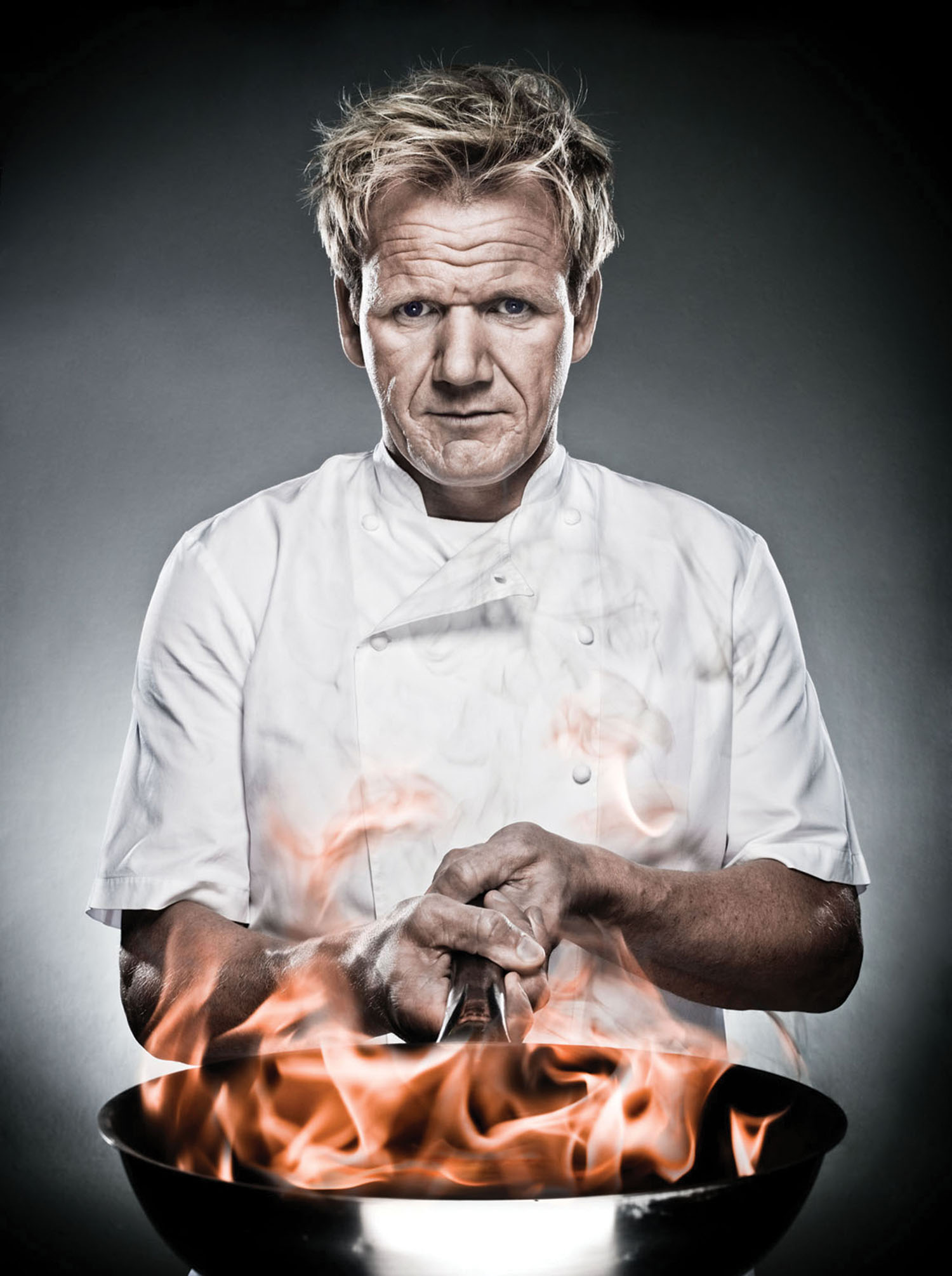 Gordon Ramsay Urban Splatter
