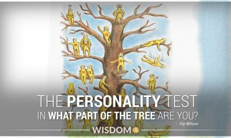 Personality Test Tree Pip Wilson