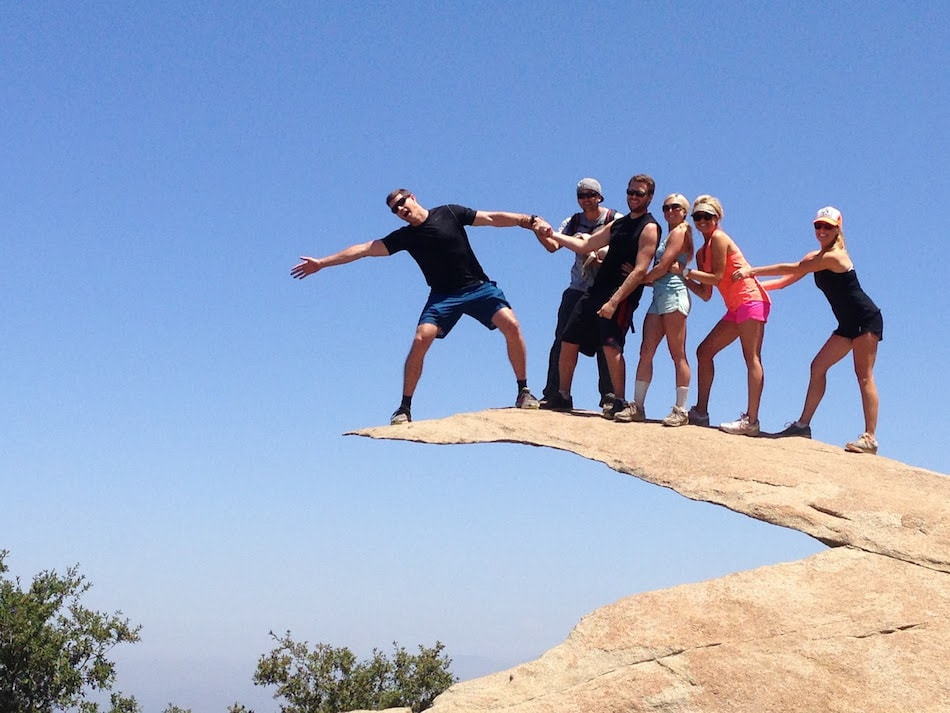 Potato Chip Rock Cliff 06