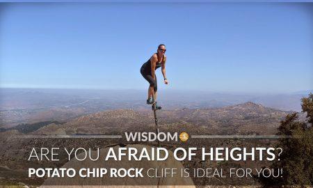 Potato Chip Rock Pogostick