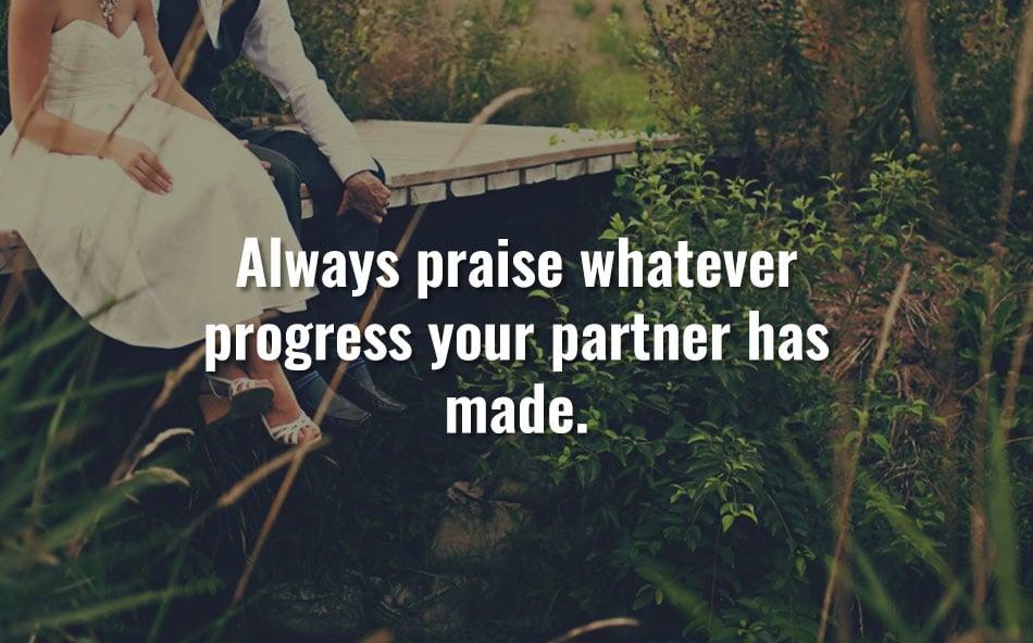 Praise Progress