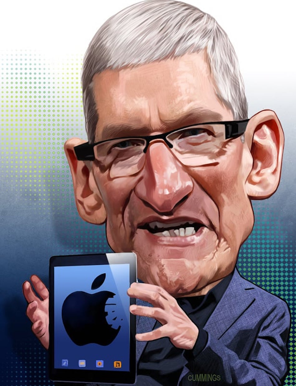 Tim Cook Joe Cummings