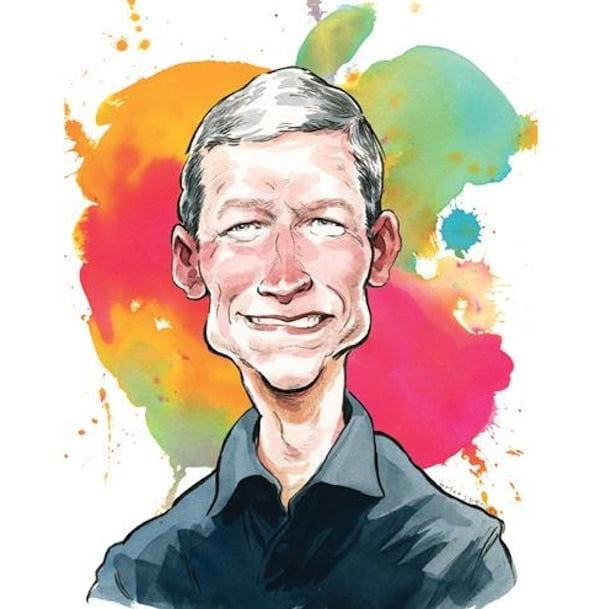 Tim Cook Pcworld