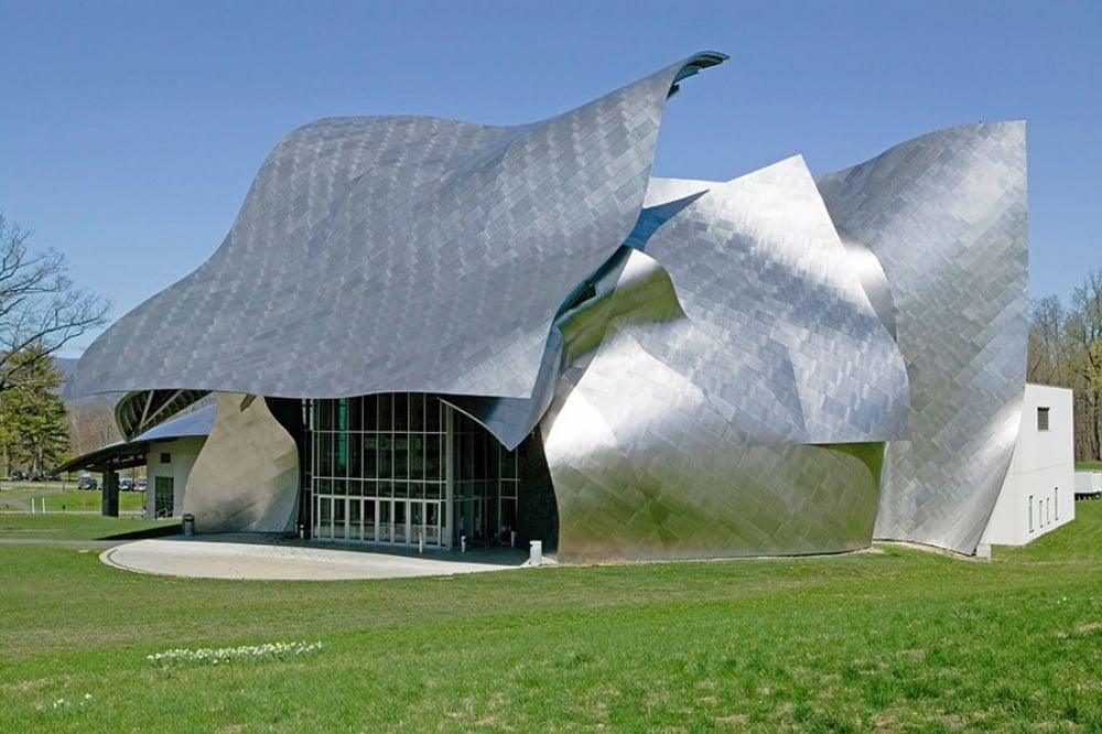 20 Extraordinary Buildings Around The World 11