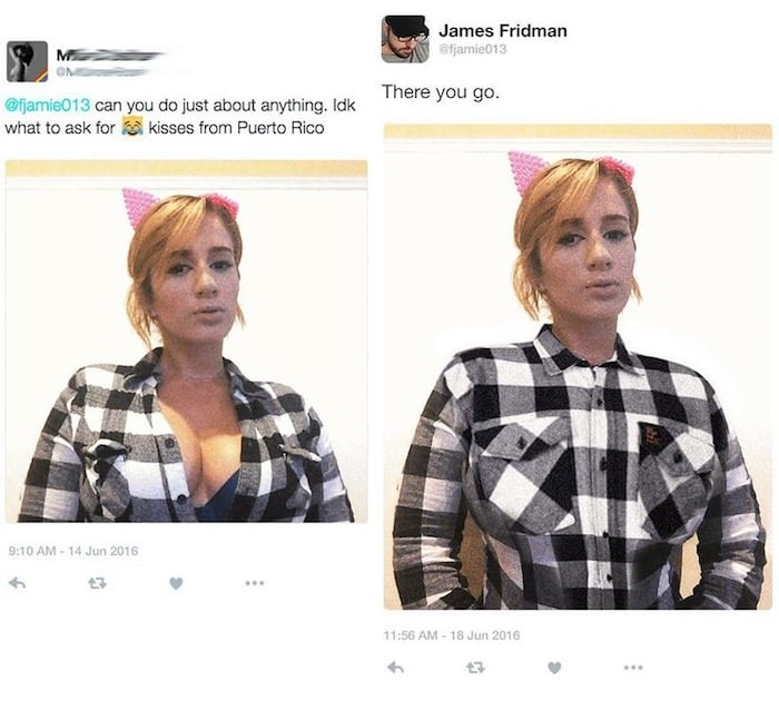 22 Photoshop Boobs