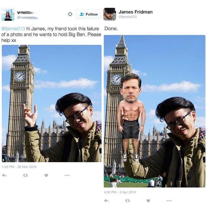 29 Photoshop Big Ben