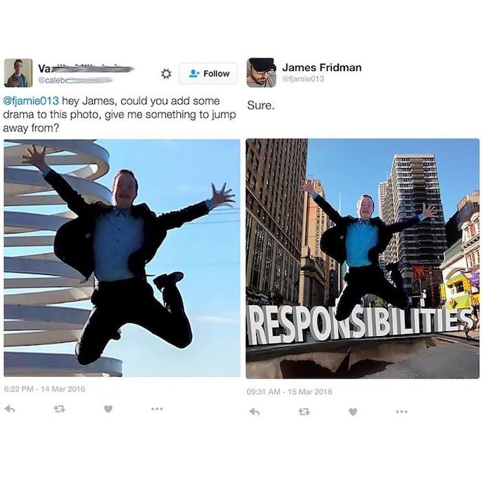 3 Photoshop Responsibilities