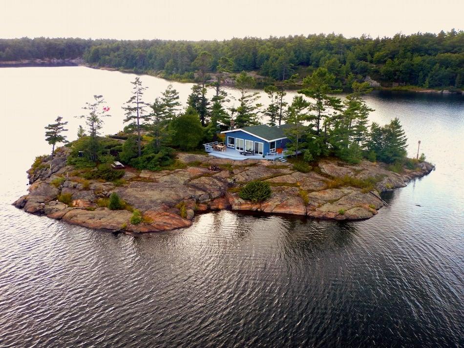 Belle Lune Island Ontario