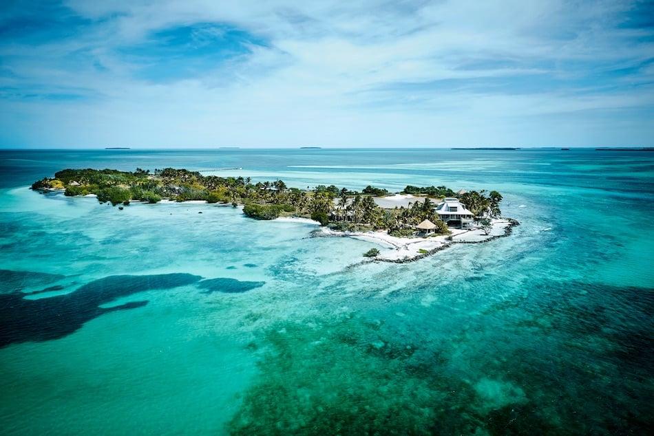 Ballast Key Island