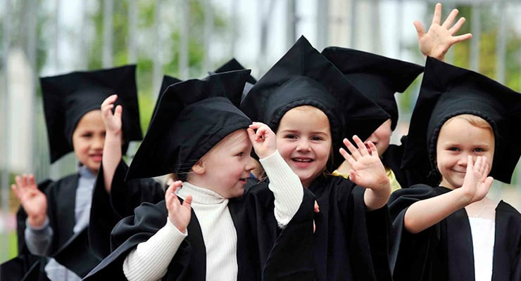 Children Graduation