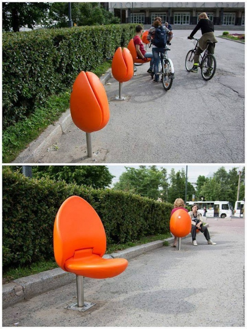 Foldable Outside Chair