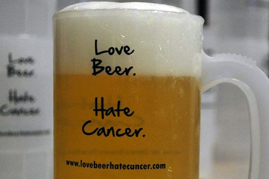 Love Beer Hate Cancer