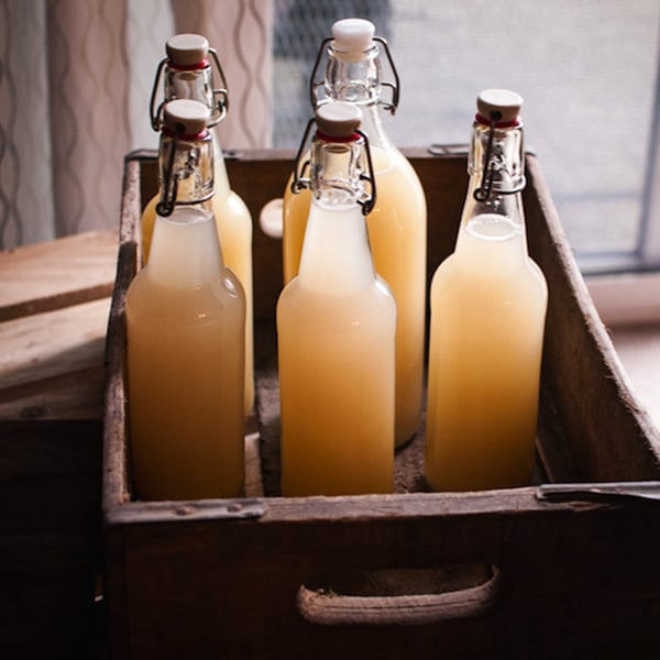 Make Ginger Beer At Home