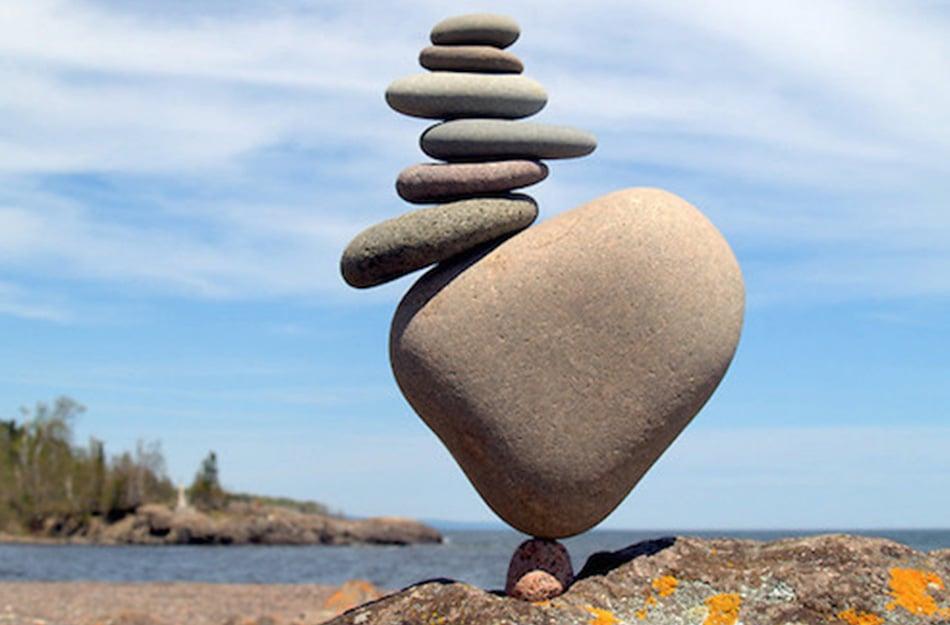 Perfect Balance Rocks