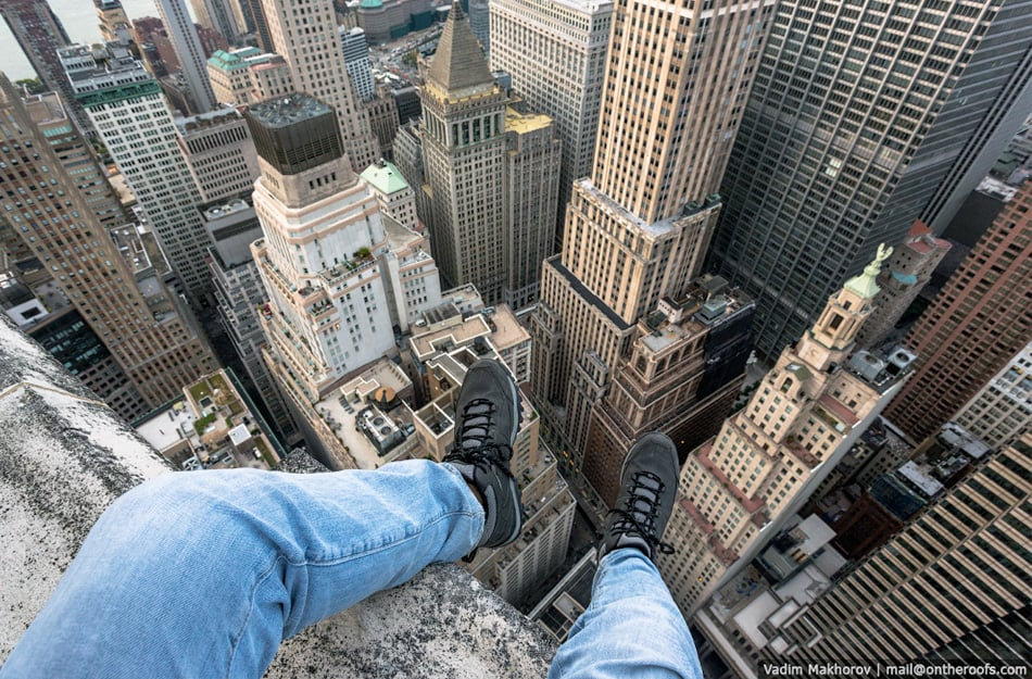 Phobia Of Heights