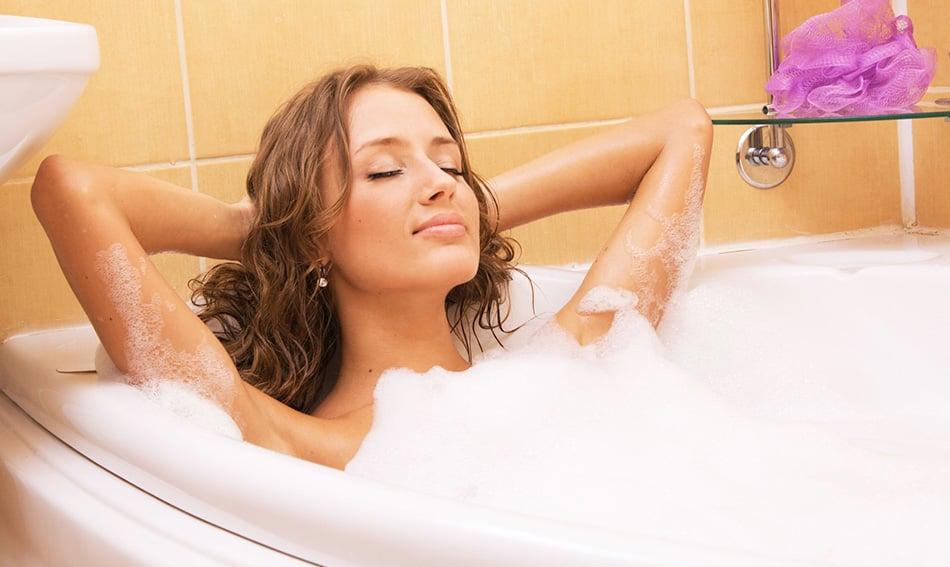 Relax Hot Bath