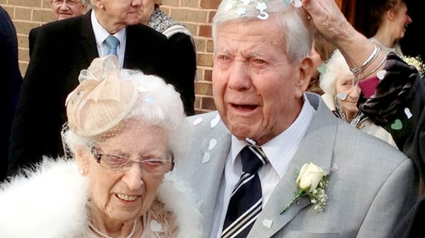 The 90 Year Old Groom