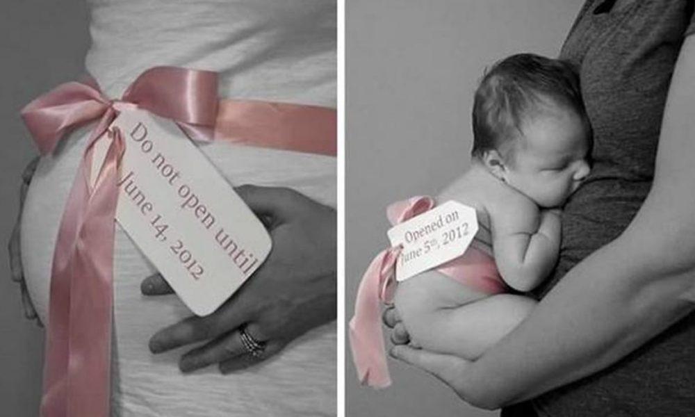 Creative Pregnancy Photos
