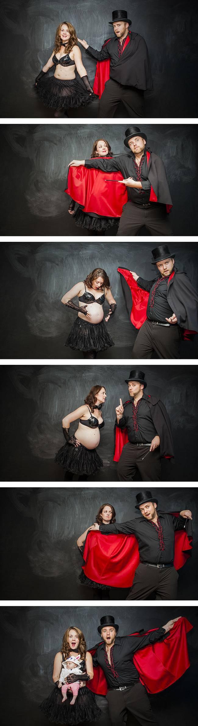 Creative Pregnant Photo 02