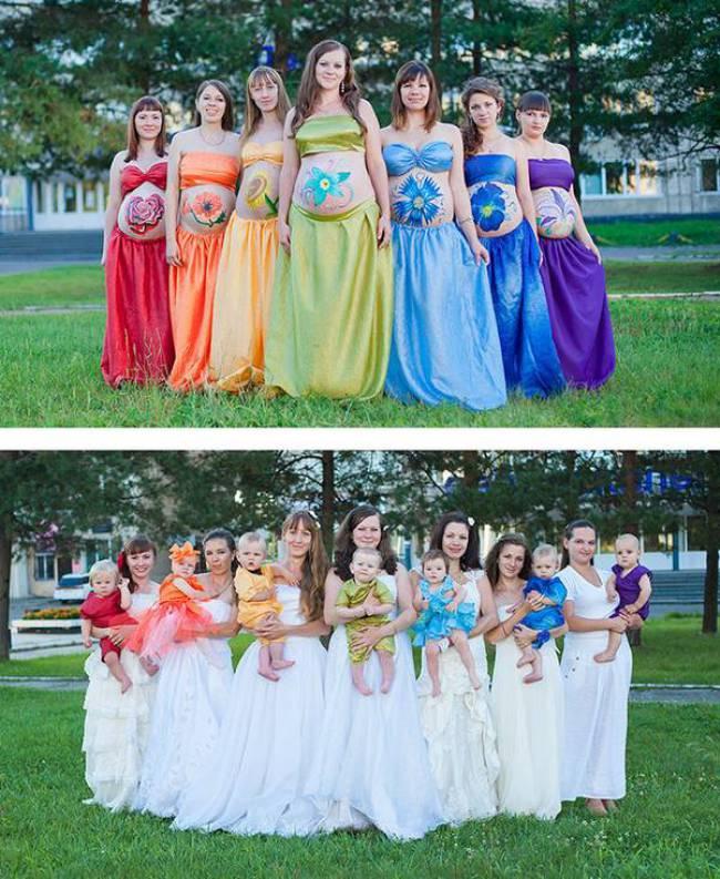 Creative Pregnant Photo 05
