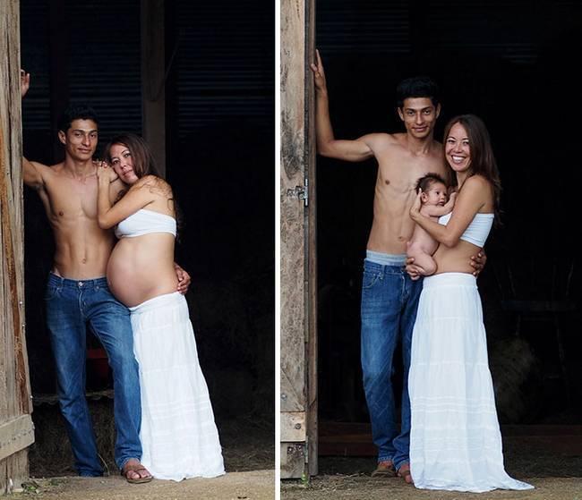 Creative Pregnant Photo 18
