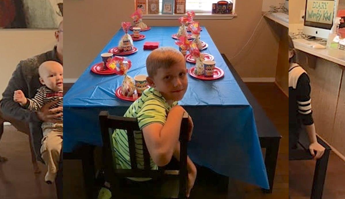 Mahlon Birthday Party Main