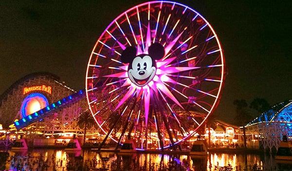 Mickey S Fun Wheel