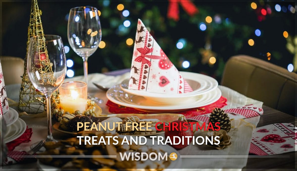 Peanut Free Christmas Treats And Traditions