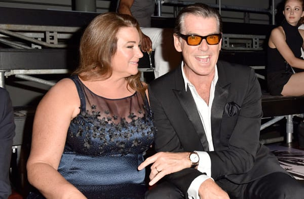 Pierce Brosnan Wife