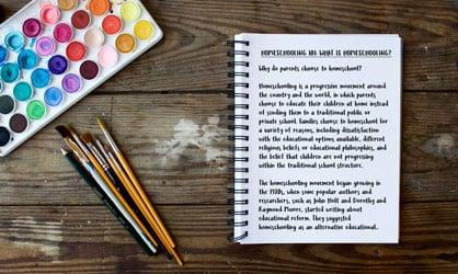Homeschooling Parenting Study