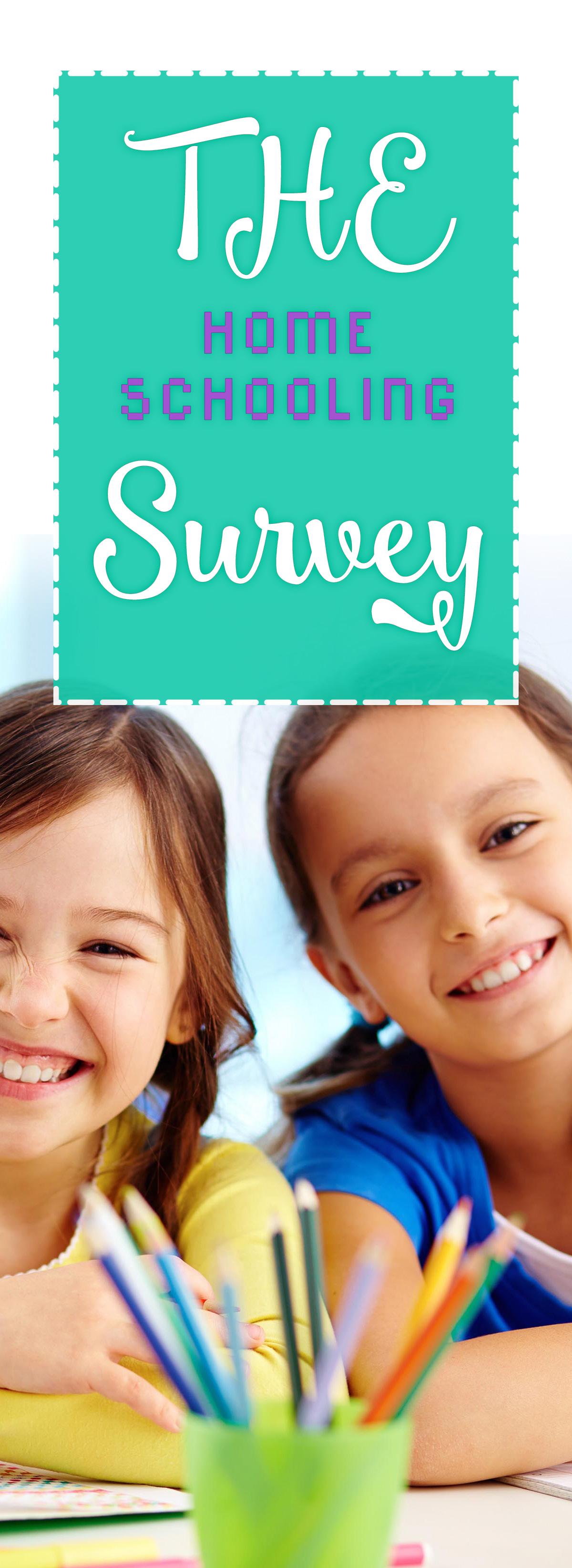 Pinterest Homeschooling Survey